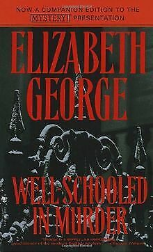 Well-Schooled in Murder de George, Elizabeth | Livre | état bon