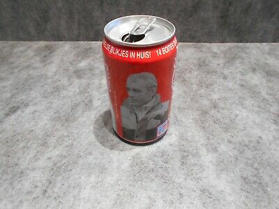 coca cans / canette football usa 94 paul van himst