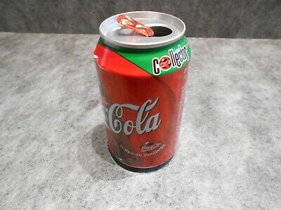 coca cans / canette collector coupe du monde 98