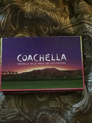 2 Coachella 2019 Weekend 2 GA Tickets!
