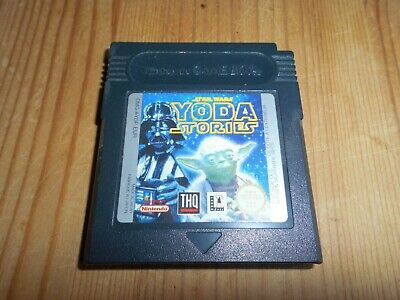 Star Wars: Yoda Stories Modul Nintendo Game Boy Color NGB