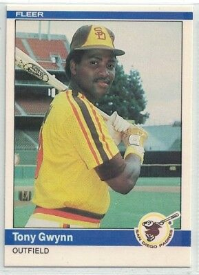 1984 Fleer Baseball Cards Finish Your Set Pick The Cards Your Need Cards 1 398
