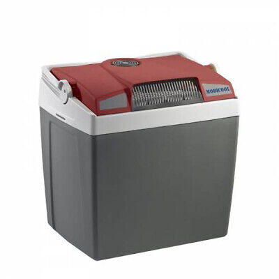 MOBICOOL 9103501270 G26 DC cool box Grey,Red 25 L Electric 12 V DC - 25 L - 3 A