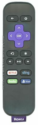 ROKU RC115 IR (p/n: 3226000262) Streaming Media Player Remote Control (NEW)