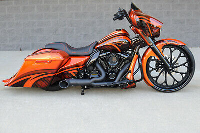 """2019 Harley-Davidson Touring  2019 STREET GLIDE BAGGER *1 OF A KIND* 26"""" WHEEL!! LOADED!! BAD @SS!!! WOW!!"""