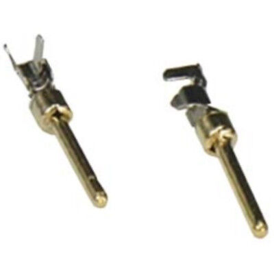 Lot9x D-Sub Crimp/Crimping Pins Male/Plug cable/cord/wire DB25/15/9end/connector