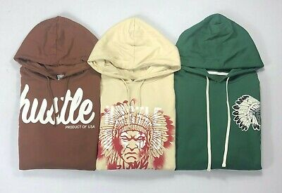 NEW HUSTLE GANG MANAY OTHERS ZIP HOODIE 271-7300 PEAPOD or pants