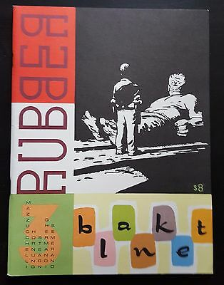 Rubber Blanket 3 - David Mazzucchelli Comics BD Fanzine Small Press self-publish
