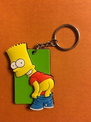 Porte clef The Simpsons « Bart »