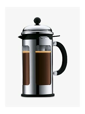 BODUM Chambord Coffee Maker, Cafetiere French Press, 1L 8 Cup