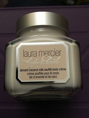 Laura Mercier Almond Coconut Milk Souffle Body Creme 200ml