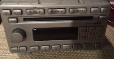2006 Lincoln Navigator Oem Radio 6 Disc Changer Cd Player