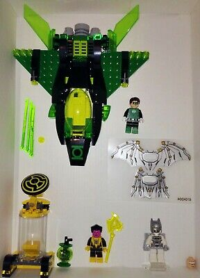 Lego 76025 DC Comics Super Heroes Green Lantern Vs Sinestro (Retired)