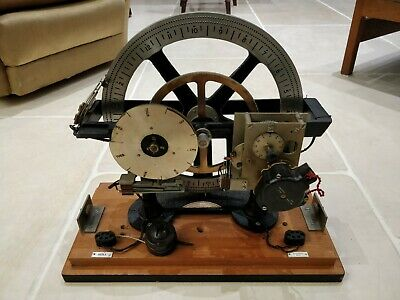 Gents Leicester Pulsynetic Bell Controller c69 - Smith's synchronous motor clock