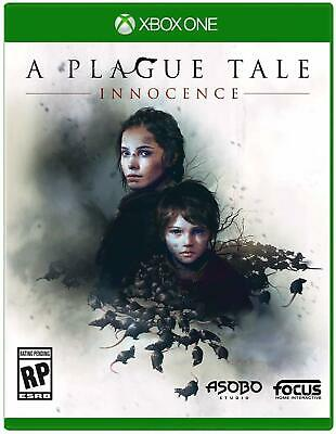 A Plague Tale: Innocence XBOX ONE & Preorder Bonus PAL ( preorder 14 MAY 2019 )