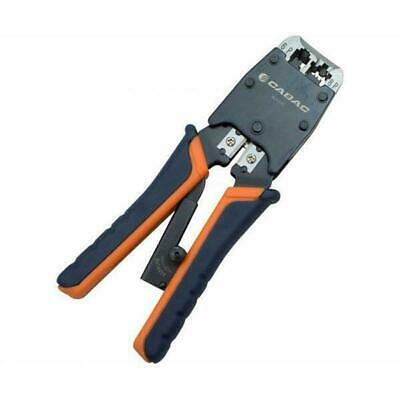 Cabac Precision Crimper For Rj12/Rj45 C/W Stripper