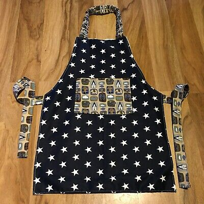 Handmade Childrens Aprons Size 3-5