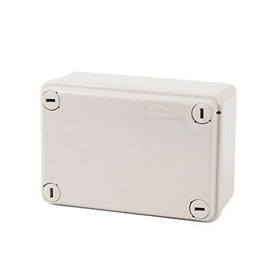 Waterproof Junction Box IP55 Adaptable Enclosure 120x80x50mm