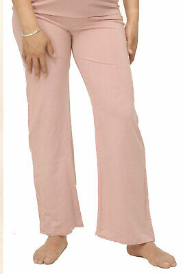 Comfy Demi Yoga Maternity Pants, Dusty Pink, 12 Get sorted for Autumn, Winter ..