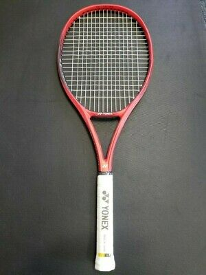 "Yonex VCORE 98 10.1oz Grip Size 4 3/8"" NEW STRUNG LATEST MODEL Red"