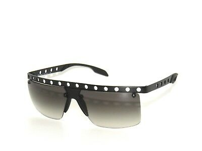 a2ec83dc2c384 PRADA SP50R 50R 50 Matte Black gray Gradient 1Bo-0A7 Sunglasses 50Rs ...