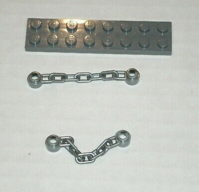 LEGO Black Chain with 5 Links ref 92338 Set 75153//70736//9556//30201//10243//41107..