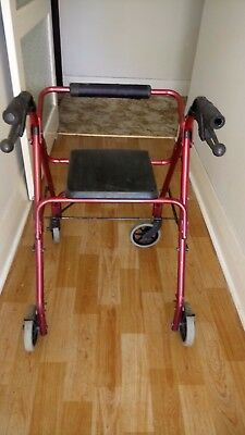 Walker Frame (with seat)