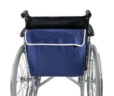 MY-5940N Universal Wheelchair Backpack Storage Tote Pouch and Pocket for Items