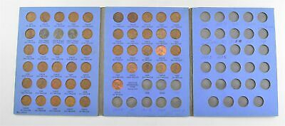Complete 1941-58 Lincoln Wheat Cent Set - Includes 1943 Steel Cents! *613