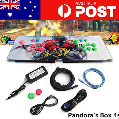 Arcade Game Console 986 Classic Game In 1 2 Players for Pandora's Box 4S Xmas