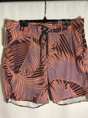 f75301f76a NWT MAAJI MENS Swim Trunks Size Medium 1046TSF04 Org $70 No Liner ...