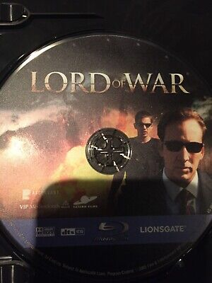 lord of war blu ray disc only