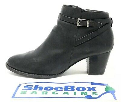 58e1be25e VIONIC ORTHOTIC WOMEN'S Upright Upton Ankle Boot Bootie Leather ...