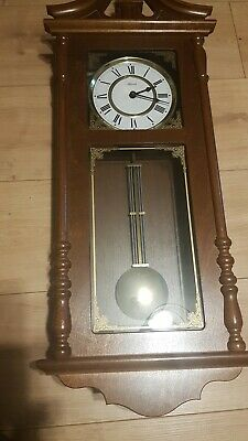 Reduced price !! Antique/vintage Lovely Hermle pendulum wall clock