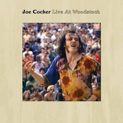 Joe Cocker - Live At Woodstock - Cd - Nuevo