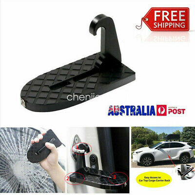 Vehicle Access Roof Of Car Door Step Give You a Step To Easily Rooftop Doorstep