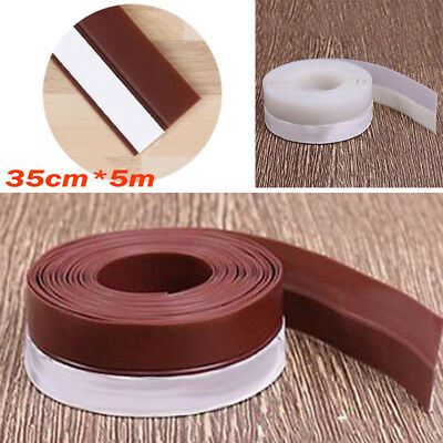 1* Under Door Seal Strip Draft Stopper Weather Stripping Bottom Bugs Protection