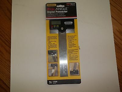 General Tools 1702 Pro Angle Digital Protractor