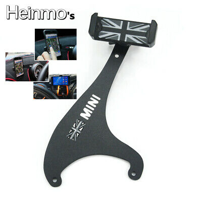360° Rotation Phone Mount Cradle Holder Stand For Mini Cooper Countryman F60 GY