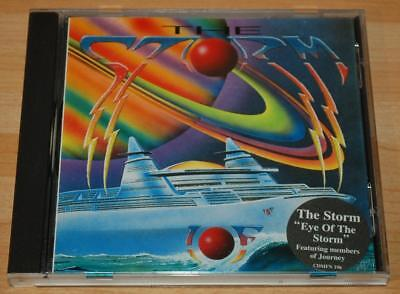 The Storm - Eye Of The Storm - 1995 EU Music For Nations CD CDMFN 196