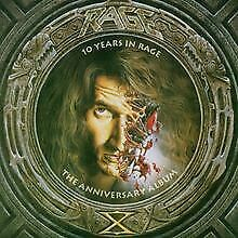 10 Years in Rage de Rage | CD | état bon