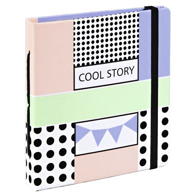 Hama 2396 Cool Story photo album Multicolor Slip-In Album - for 56 instant