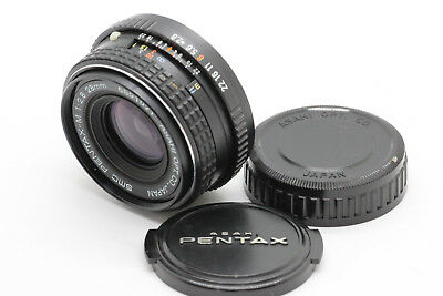 【MINT】PENTAX SMC M 28mm f/2.8 Wide Angle MF Lens From JAPAN