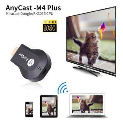 M4-Plus Miracast TV Media HDMI Streamer Airplay WIFI Dongle iOS Android ANYCAST