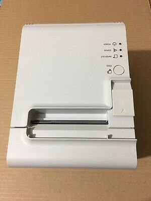 EPSON TM-L90 M165B Thermal Bill Receipt Label Serial RS232 & Printer w/ PSU