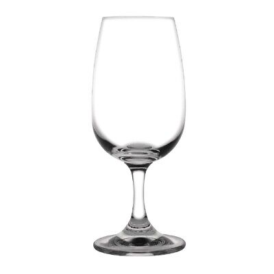 Olympia Bar Collection Crystal Wine Glasses 220ml (Pack of 6)
