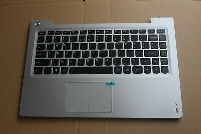 NEW LENOVO IDEAPAD U330 U330P Palmrest Upper Case US Keyboard Backlit  Touchpad