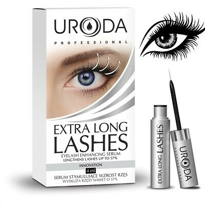 URODA Professional Extra Long Lashes 4 ml Eyelash Enhancing Serum Up To 57%