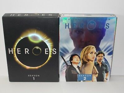 Heroes TV Series Season One And Two