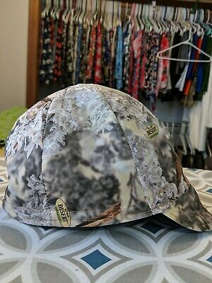 Wendys Welding  Hat Made With  Green Digital Ripstop Military Fabric NEW!!